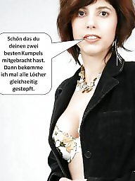 German, German captions, Milf captions, Milf caption, German milf