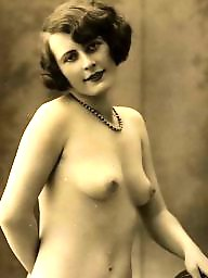 Vintage, Lady, Ladies, Vintage amateurs