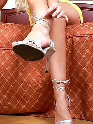 Feet, Nylon feet, Mature feet, Mature nylon