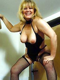 Blonde mature, Mature blonde, Mature amateur