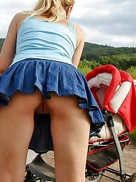 Teen pussy, Public pussy, Upskirt pussy, Pussy flash