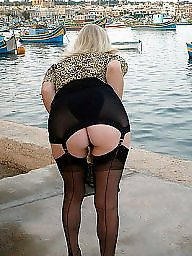 Vintage mature, Stockings mature, Fun, Mature lady, Mature stocking, Fun mature