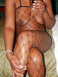 Fishnet, Black stocking, Amateur stocking