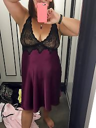 Milf changing, Changing room