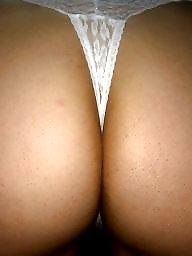 Panty ass, Pantie, Wife ass, Panties ass