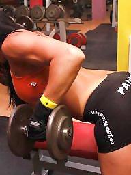 Serbian, Bodybuilder, Female