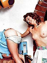 Spanking, Spank, Vintage bdsm, Spanked, Femdom spanking, Female