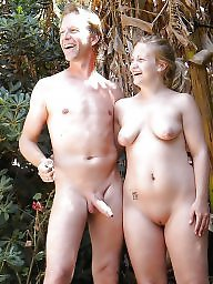 Nudist, Hanging, Nudists, Couples, Couple