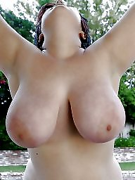 Saggy, Old granny, Bbw granny, Granny tits, Young, Big nipples