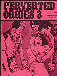 Orgy, Magazine, Vintage magazine, Vintage hairy, Hairy vintage, Pervert