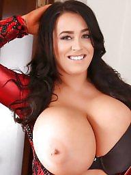Huge tits, Huge, British, Natural, Huge boobs, Natural tits