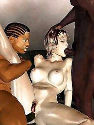 Cartoon, Interracial cartoons, Draw, Interracial cartoon, Drawing, Cartoon interracial