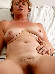 Hairy mature, Mature hairy, Naughty