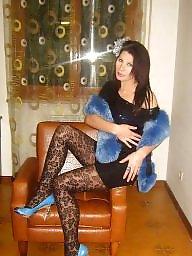 Mature stockings, Mature ladies