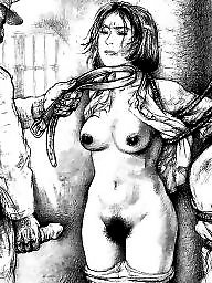 Bondage, Femdom cartoon, Cartoon bdsm, Bdsm cartoon, Femdom cartoons, Bdsm cartoons