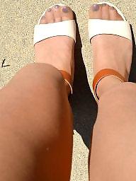 Pantyhose, Outdoor, Nylon, Nylons, Stocking, Outdoors