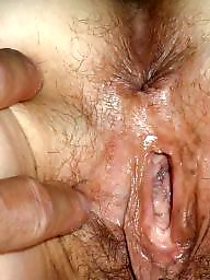Homemade, Mature anal, Hairy mature, Mature pussy, Hairy pussy, Anal mature
