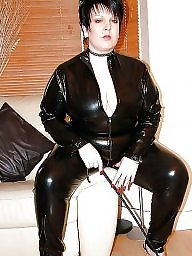 Latex, Mature, Mom, Leather, Pvc, Mature amateur