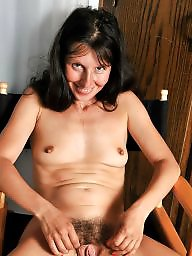 Hairy mature, Mature brunette, Matures