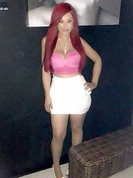 Gorgeous, Latina babe, Latin, Ass latin