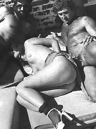 Magazine, Hairy vintage, Vintage sex, Group sex