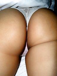 Panties, White panties, Panty ass, Pantie, Girlfriend, Panties ass