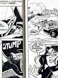 Public, Vintage cartoons