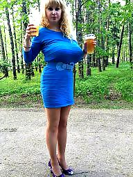 Russian, Busty, Busty russian, Russian boobs, Busty russian woman