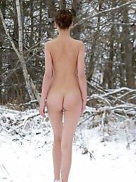 Nude, The public