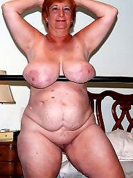 Grandma, Bbw mature, Bbw big tits, Bbw tits, Mature big tits, Mature tits