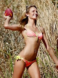 Bikini, Beach, Sluts, Amateur bikini, Bikini beach