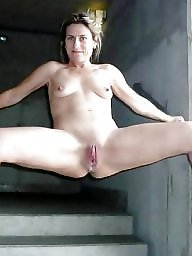 Outdoor, Public, Outdoors, Shaved pussy, Shaved, Amateur pussy
