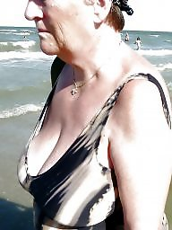 Granny, Granny boobs, Granny beach, Big granny, Busty, Granny big boobs