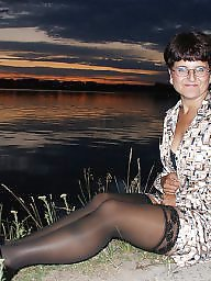 Nylon, Mature stockings, Mature nylon, Nylons, Milf stockings, Mature women