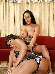 Ebony, Black, Big boob, Big ebony