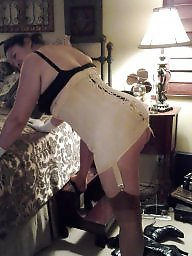 Girdle, Corset, Stocking, Vintage amateur, Corsets, Vintage milf