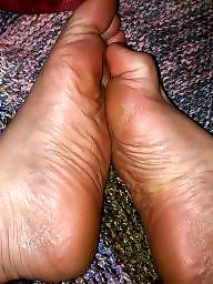 Mature feet, Bbw milf