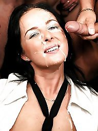 Mature facial, Double, Mature group, Milf facial, Mature facials, Double milf