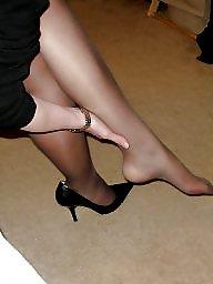 Goddess, Amateur pantyhose