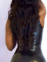 Latex, Sexy milf, Sexy dress