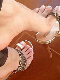 Heels, Milf feet