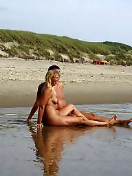 Nude beach, Dutch, Boys, Milf boy, Milf nude, Beach milf