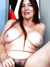 Hairy mature, Tits, Mature hairy, Beautiful mature, Beautiful