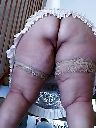 Mature bbw, Mature stockings, Bbw stockings