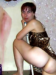 Russian, Exposed, Milf amateur, Russian milf