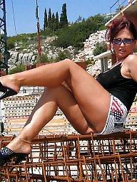 Legs, Leggings, Femdom milf, Milf stockings, Leg