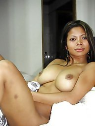 Thai, Nude, Asian amateur