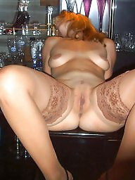 Spreading, Spread, Mature spreading, Mature spread, Bbw stockings, Stocking