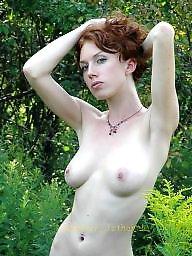 Redheads, Hairy redheads, Hairy redhead, Goddess