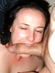 Wife, Wife blowjob
